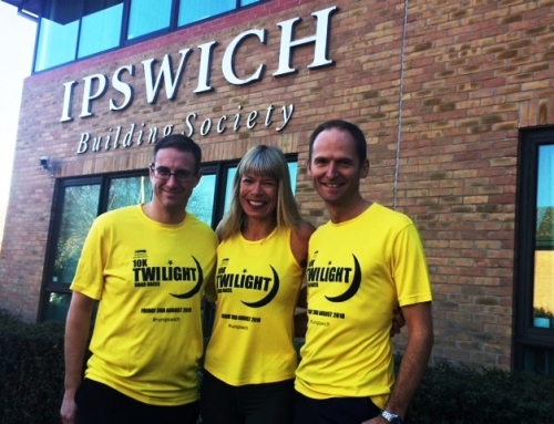 Official race t-shirt revealed for Twilight 10k