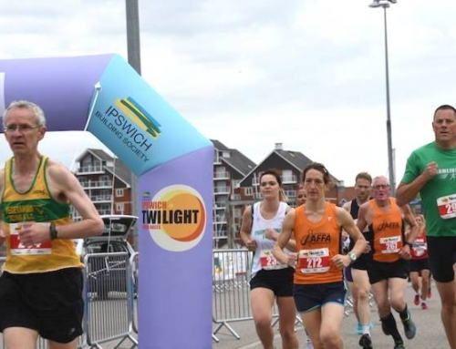 Entries for 2019 5k races now open